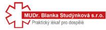 MUDr. Blanka Studýnková